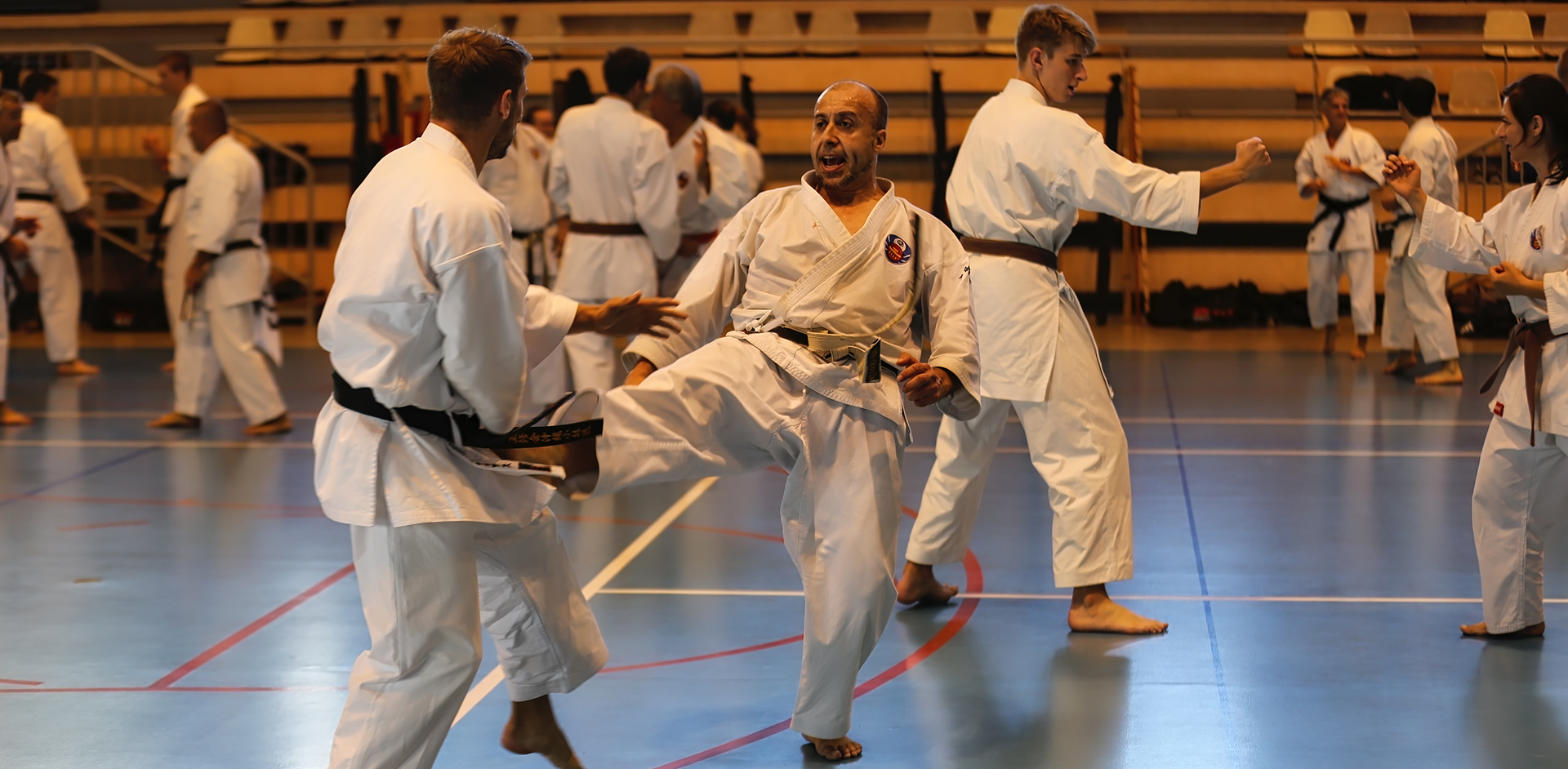 Karate Kobudo Traditionnels