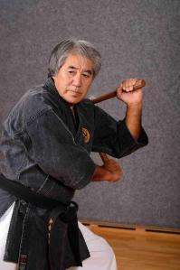 Sensei nunchaku