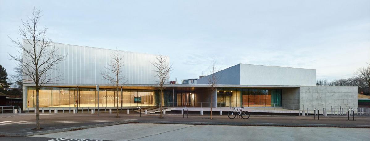 Salle d'entraînement de la Robertsau Oshukai Karaté KObudo Strasbourg