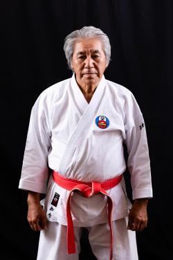Maître CHINEN Kenyu Hanshi 9è Dan