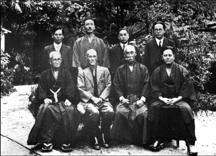 Première organisation officielle Shinkokai en 1937